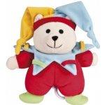 Canpol Plyšová hrající skříňka medvídek Klaun
