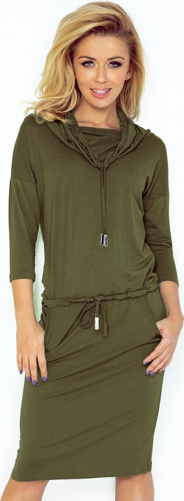 40d25e525751 Numoco sportovní khaki šaty 44-18 zelená alternativy - Heureka.cz