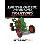 Encyklopedie českých traktorů -- od r. 1912 do současnosti Marián Šuman-Hreblay