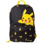 Bioworld Europe batoh Pokémon Big Pikachu černý