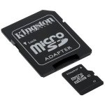 Kingston micro SDHC 4GB UHS-I class 10