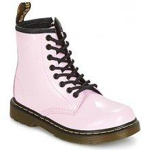 Dr Martens Kotníkové boty Dětské DELANEY růžová