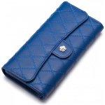 149a2f4896 Nucelle dámská peněženka Emboss modrá