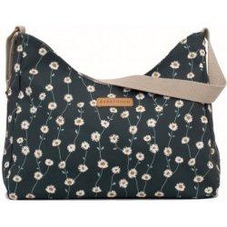 87969abe57 Brakeburn dámská kabelka s květy zelená