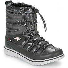 4c4d68eae28 Kangaroos Zimní boty K WOWI JOG RTX Černá