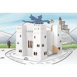 TEKTORADO Kartonový model Tajemný hrad