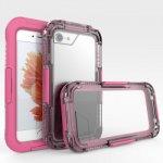 Pouzdro SES Vodotěsné Apple iPhone 7 - růžové