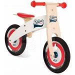 JANOD 03266 dřevěný balanční kolo Bikloon Red&White