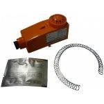 Regulus Termostat příložný BRC THP-90 , 20-90°C oranžový