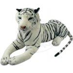 Plyš Tygr bílý velký