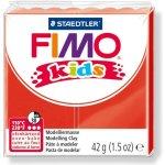 FIMO Modelovací hmota Kids červená 42 g