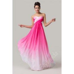 Společenské šaty dlouhé růžové CL6173 alternativy - Heureka.cz 62d1298c12