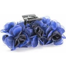 Fashion Icon Skřipec do vlasů kytka textilní VS0012-31 384c31571b
