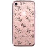 Pouzdro Guess 4G Rose iPhone 6/6S zlaté