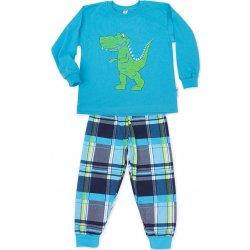 37dde642d4 Betty mode chlapecké pyžamo DINOSAURUS tmavě tyrkysová od 265 Kč - Heureka. cz