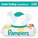 Pampers Sensitive New Baby 54 ks