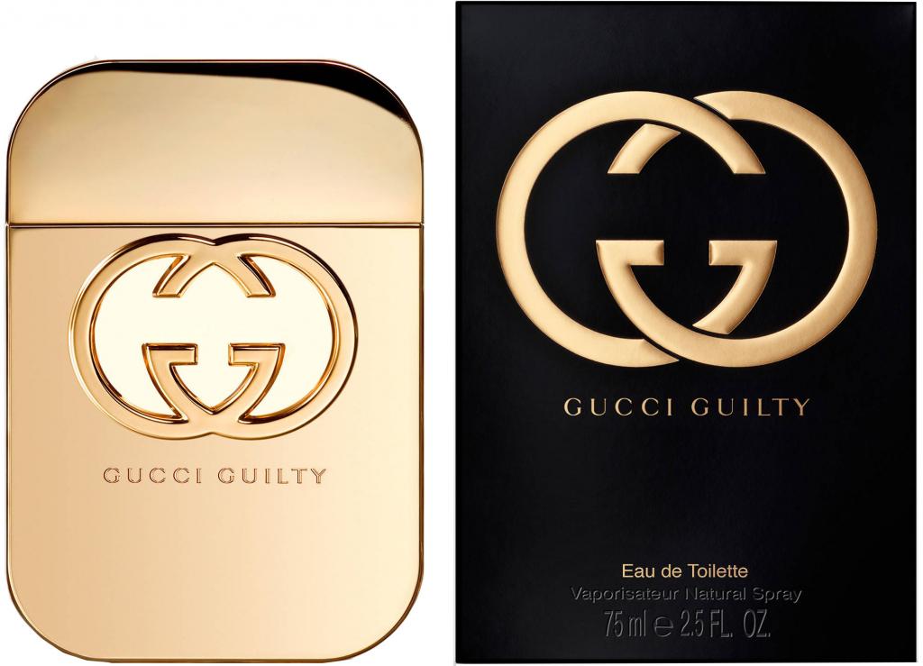 e8e30932a Gucci Guilty toaletní voda dámská 75 ml od 1 130 Kč - Heureka.cz