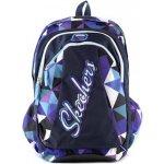 Skechers batoh na notebook 053730 modro fialový