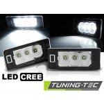 Tuning Tec LED osvětlení SPZ pro vozy Audi, Škoda a VW