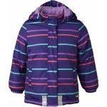 Lego Wear dívčí zimní bunda s barevnými proužky Joan fialová bf3f28c750