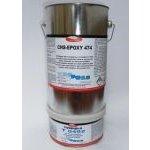CHS-EPOXY 474/T 0492, epoxidová pryskyřice, set 61,5 kg