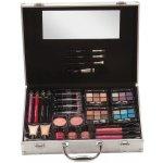 Technic ALU XL ATTACHE TRAIN CASE Hliníkový pevný kufr plně vybavený kosmetikou 26229