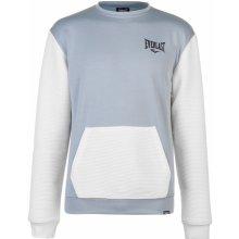 Everlast Panel Sleeve Crew Sweater Mens