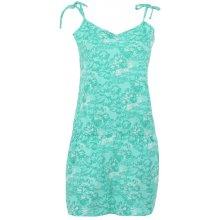 Altisport Dámské šaty LOZA ALLS16034 zelené