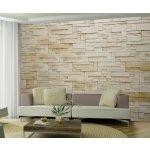 1Wall Tapeta Pískovcová zeď 315x232 cm