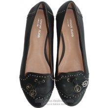8595a93584 Kožené baleríny značky Armani Jeans