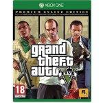Grand Theft Auto 5 (Premium Online Edition)