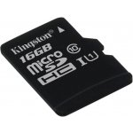 Kingston Canvas Select microSDHC 16GB UHS-I U1 SDCS/16GBSP