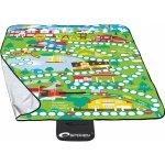 Spokey Picnic boardgame pikniková deka 130x170