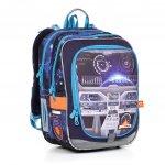 Topgal Svítící batoh ENDY 17003 B