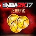 NBA 2K17 75,000 VC