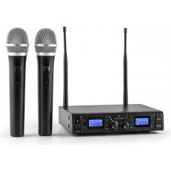 Malone Duett Pro V1, 2 kanálový UHF