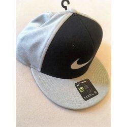 Nike U NSW TRUE BLUE LBL SSNL 828578-063 šedá kšiltovka alternativy ... 072603a1bdf6