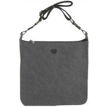 dámská kabelka EGO 2069 šedá