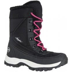 af6902f48b6 Dámská obuv sněhule Loap Froze černá růžová
