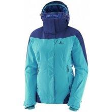 Salomon Icerocket Jacket W blue bird