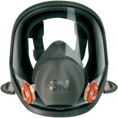 3M 6800 Maska pro dva filtry