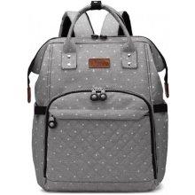 Blanche mateřský batoh na kočárek 6705 šedý