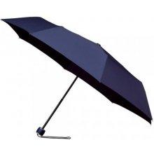 Skládací deštník FASHION tm. modrý