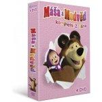 Máša a Medvěd - 2. série DVD