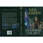Anansiho chlapci Neil Gaiman