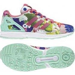 13e60bee933bb Dětská bota Adidas Originals ZX FLUX J 3 Bílá