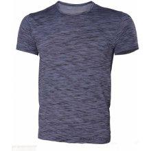 Brubeck Fusion pánské tričko krátký rukáv jeans
