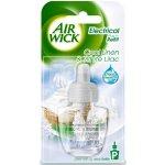 Air Wick vůně svěžího prádla elektrický osvěžovač náplň 19 ml