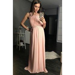 bc6f3aa2796 Přidat odbornou recenzi Eva   Lola dámské dlouhé plesové šaty růžová ...
