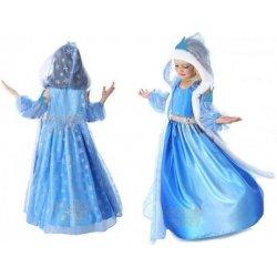 3ecd118576d9 šaty Frozen Elsa Ledové království s kapucí 3 dílný set od 449 Kč ...
